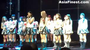 AKB48 NY Webster Hall Live Concert USA Debut