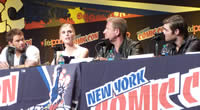 Legend of Hercules Panel NYCC 2013
